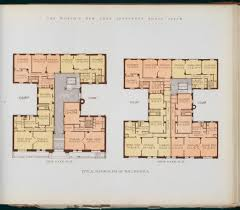 Chateau Floor Plans Typical Floor Plans Of The Chateaux Picryl Domain