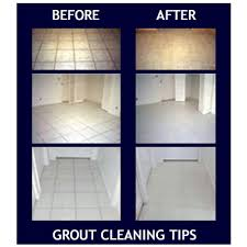 how to clean the grout between your tiles aaprocleaning