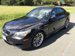 Cool Amazing 2008 BMW M5 2008 BMW M5 e60 SMG Black on White