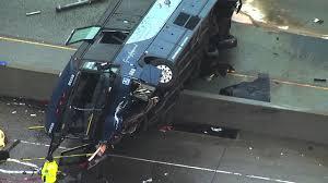 Two Women Die In Greyhound Bus Crash On Highway 101 In San Jose ...