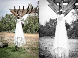 Rustic Wedding Dress Montana