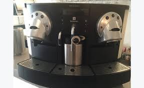 Machine Has Nespresso Coffee Pro