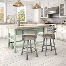 Kitchen Island With Integrated Dining Table Seating Ikea Hack