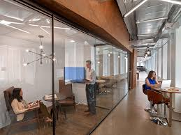 First Office Space For Conde Nast Entertainment Features A Rustic And Industrial Aesthetic 2