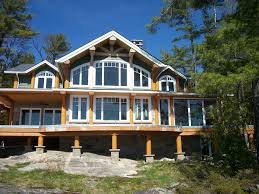 The Waterfront House Designs by Lake Front Home Designs Homes Abc