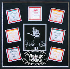 Vintage Is Now Day 26 Stevie Ray Vaughans Guitar Strings Photo
