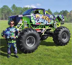 This $125,000 Mini Monster Truck Is The Greatest Toy That Has Ever ... Thesis For Monster Trucks Research Paper Service Big Toys Monster Trucks Traxxas 360341 Bigfoot Remote Control Truck Blue Ebay Lights Sounds Kmart Car Rc Electric Off Road Racing Vehicle Jam Jumps Youtube Hot Wheels Iron Warrior Shop Cars Play Dirt Rally Matters John Deere Treads Accsories Amazoncom Shark Diecast 124 This 125000 Mini Is The Greatest Toy That Has Ever