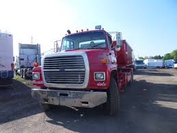 Ford L 9000 Roll OFF Truck For Sale, Ford Truck Sales Toronto Ontario.
