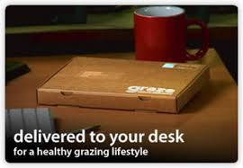 Healthy Office Snacks Delivered by Snack Box Delivery In The Uk With Graze