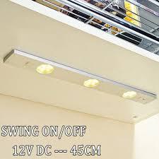 modern ir sensor kitchen cabinet lighting fixtures on