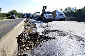 Road Worrier: Fearing A Parking Ticket, Trucker Drove Until He Fell ...