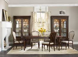 hooker furniture dining room leesburg display cabinet picture with