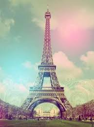 Vintage Eiffel Tower Tumblr Photography