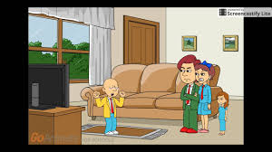 Caillou Dies In The Bathtub by Caillou U0027s Punishment Day On Good Friday Youtube