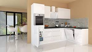 respekta winkelküche küchenzeile küche l form küche grifflos
