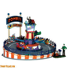 Lemax Halloween Village Displays by A Look At The 2016 Spooky Town Michael U0027s Exclusives