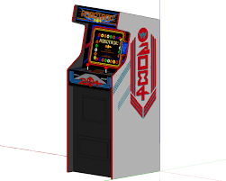 Mortal Kombat Arcade Cabinet Plans by 100 Galaga Arcade Cabinet Plans Amazon Com Soundlogic Xt