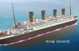 china is building a full size replica of the titanic thejournal ie