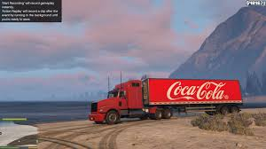 Driving The Christmas Coca Cola Truck For Cf YouTube With Coca Cola ...