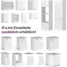 vicco küche küchenzeile l form küchenblock einbauküche komplettküche 167x187cm weiß hgl