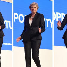 Most Surprising Thing About Mays Speech Was That She Survived To