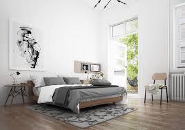 Artistic Minimalist Scandinavian Bedroom Beautiful Ideas