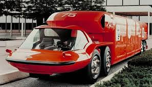 100 Gm Truck Concept Car Of The Week General Motors Bison 1964 Car Design News
