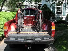 100 Bike Racks For Truck Beds Bed Bike Rack With Tailgate Down Jim DeVona Flickr