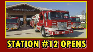 Irving Fire Station #12 Opens - YouTube Page2jpg Carsandpickups Facility Addison Tx Dallas Intertional Commercial Truck Dealer New Used Medium Freightliner Irving Oil Freightliners Pinterest Trucks Toyota Of Irving Toyota Tacoma Home Page Stop Pics From My Last Excursion 302011 Gmc Texas Archives Calebs Motors 972 5 Axle Terex Fd5000 Front Pour Mixer Owned By Imi Materials Cars Texaspreowned Autos Txpreviously Owned