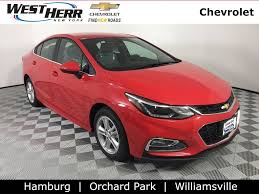 Used 2018 Chevrolet Cruze LT Lease For $239 X 36m $0 Down!+++ Sedan ...