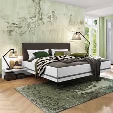 nolte möbel bett mit nachttischen concept me 180 x 200 cm