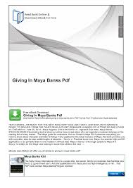 100 The Hiding Place Ebook Free Giving In Maya Banks Pdf Productmanualguide