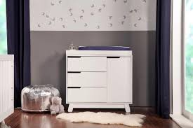 Babyletto Modo 5 Drawer Dresser White by Babyletto Hudson 3 Drawer Changer Dresser With Removable Changing