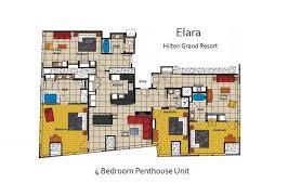 Elara One Bedroom Suite by Elara A Hilton Grand Vacations Club Las Vegas Nevada Timeshare