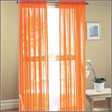 Orange Sheer Curtains Walmart by Burnt Orange Curtains Lugano Burnt Orange Made To Measure