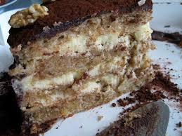 butter walnuss torte die sünde selbst the culinary trial