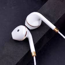 original wired earphone for apple iphone 6 5 xiaomi samsung
