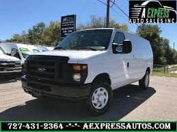 2008 Ford E Series Cargo 250 Used Cars In Tarpon Springs FL 34689