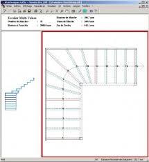 faire un escalier à partir d un modèle stair designer