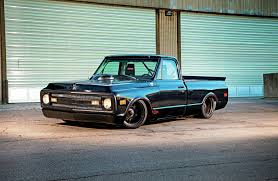 Trent Summers And Jason Brady Took This 1970 Chevy C10 And Modified ...