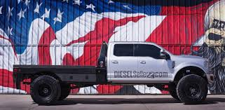 Diesel Brothers 'one-of-a-kind' F-450 SEMA Flatbed Sells On EBay ...