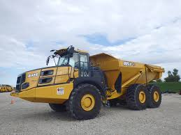 2017 Bell B45E Articulated Dump Truck For Sale, 350 Hours | Morris ...