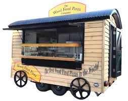 Shepherd Hut Fully Towable Shepherds Style Catering Trailer