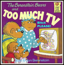 Ninja Moms Character Assassination Carousel The Berenstain Bears And Too Much TV