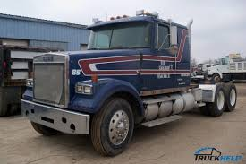 100 Gmc Semi Trucks 1985 White Gmc WIA64T For Sale In Galva IL By Dealer