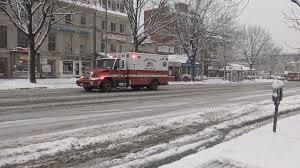 EMS Ambulance Arrives In Snowstorm. Washington, DC. See Fire Trucks ... Volvo Supertruck In Photos Fuel Smarts Trucking Info Washington Dc Usa July 3 2017 Food Trucks On Street By National Truck Heaven The Mall September Power Outage In Editorial Stock Image Of Turns Recycling Into Art Ahpapercom Heavy Barricade Streets Near White House As Farright Row Of Trucks Dc Photo Us Mail Picryl Tours Line Up An Urban New Designed Recycling To Hit The Streets Download Wallpaper 1366x768 Dc Food