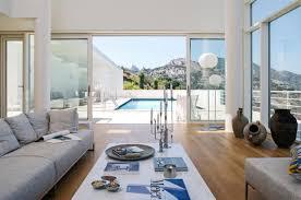architekten gestaltete wohnzimmer schöner wohnen