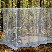 1 Outdoor Mosquito Net By NATURO The st Double Bed Mosquito