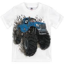 100 Blue Monster Truck Shirts That Go Little Boys Big TShirt