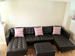 Ikea Sectional Sofa Bed Instructions by Furniture Karlstad Loveseat For Those Who Like Natural And